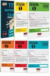 Yargı Yayınları - Yargı Yayınları TYT Motivasyon Matematik ve Türkiye Geneli Deneme Seti