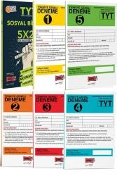 Yargı Yayınları - Yargı Yayınları TYT Motivasyon Sosyal Bilimler ve Türkiye Geneli Deneme Seti