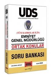 Yargı Yayınları - Yargı Yayınları UDS Emniyet Genel Müdürlüğü Ortak Konular Tüm Kadrolar İçin Soru Bankası