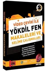 Yargı Yayınları - Yargı Yayınları Video Çeviri İle YÖKDİL Fen Makaleleri ve Kelime Çalışmaları 2. Baskı