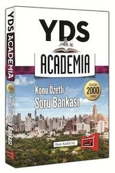 Yargı Yayınları - Yargı Yayınları YDS Academia Konu Özetli Soru Bankası