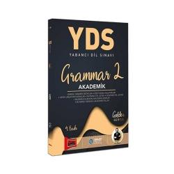 Yargı Yayınevi - Yargı Yayınları YDS Grammar 2 Akademik