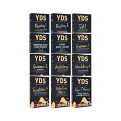 Yargı Yayınları - Yargı Yayınları YDS Kazandıran Full Set 12 Kitap