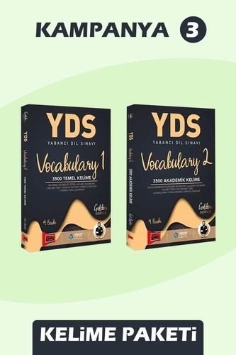 Yargı Yayınları YDS Kelime Paketi
