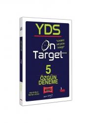 Yargı Yayınları - Yargı Yayınları YDS On Target 5 Özgün Deneme Sınavı