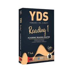 Yargı Yayınevi - Yargı Yayınları YDS Reading 1 Academic Reading Master