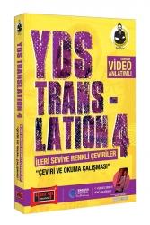 Yargı Yayınları - Yargı Yayınları YDS Translation 4 İleri Seviye Renkli Çeviriler