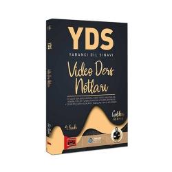Yargı Yayınevi - Yargı Yayınları YDS Video Ders Notları