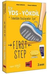 Yargı Yayınları - Yargı Yayınları YDS YÖKDİL Temelden Başlayanlar İçin First Step 3. Baskı