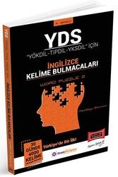 Yargı Yayınları - Yargı Yayınları YDS YÖKDİL TIPDİL YKSDİL İçin İngilizce Kelime Bulmacaları Word Puzzle 2