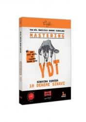 Yargı Yayınları - Yargı Yayınları YDT Masterıng YKS-Dil İngilizce 10 Deneme Sınavı