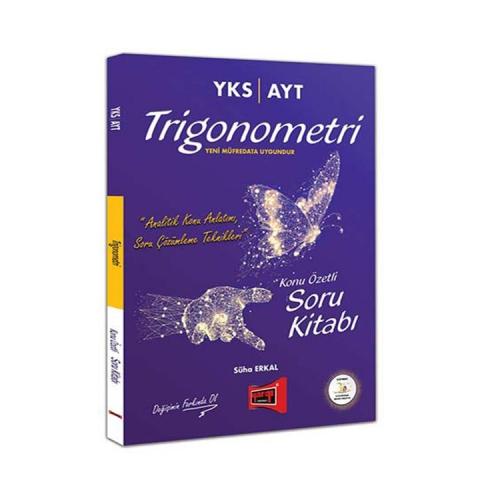 Yargı Yayınları YKS AYT Trigonometri Konu Özetli Soru Kitabı