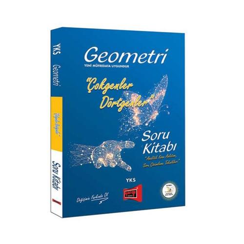 Yargı Yayınları YKS Geometri Çokgenler Dörtgenler Soru Kitabı