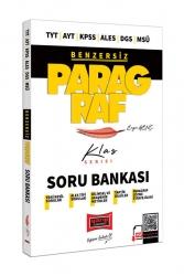 Yargı Yayınları - Yargı Yayınları TYT AYT KPSS ALES DGS MSÜ Benzersiz Paragraf Klas Serisi Soru Bankası