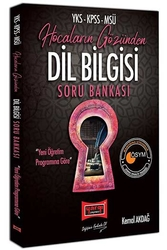 Yargı Yayınevi - Yargı Yayınları YKS KPSS MSÜ Hocaların Gözünden Dil Bilgisi Soru Bankası