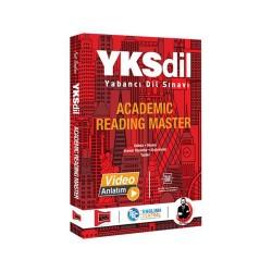 Yargı Yayınevi - Yargı Yayınları YKSDİL Academic Reading Master