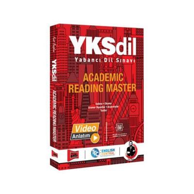 Yargı Yayınları YKSDİL Academic Reading Master