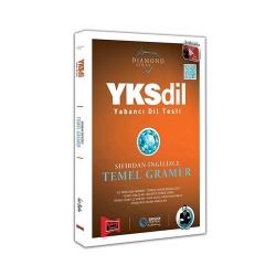 Yargı Yayınevi - Yargı Yayınları YKSDİL Sıfırdan İngilizce Temel Gramer
