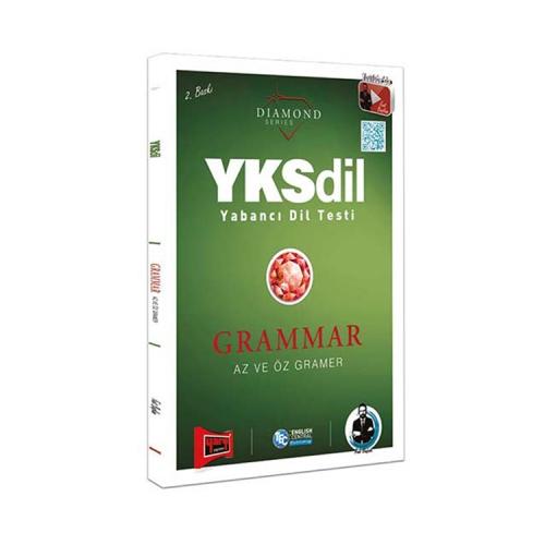 Yargı Yayınları YKSDİL Yabancı Dil Testi Grammar Diamond Series