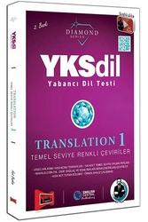 Yargı Yayınları - Yargı Yayınları YKSDİL Yabancı Dil Testi Translation 1 Temel Seviye Renkli Çeviriler