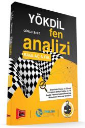 Yargı Yayınevi - Yargı Yayınları YÖKDİL Cümlelerle Fen Analizi Bağlaç Fiil