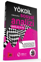 Yargı Yayınevi - Yargı Yayınları YÖKDİL Cümlelerle Sosyal Analizi Bağlaç Fiil