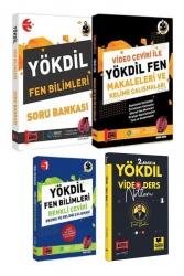 Yargı Yayınları - Yargı Yayınları YÖKDİL Fen Bilimleri Kazandıran Set