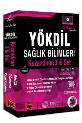 Yargı Yayınevi - Yargı Yayınları YÖKDİL Sağlık Bilimleri Kazandıran 3'lü Set 8. Baskı