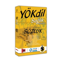 Yargı Yayınevi - Yargı Yayınları YÖKDİL Sağlık Bilimleri Sözlük