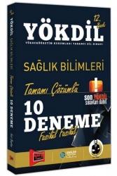 Yargı Yayınları - Yargı Yayınları YÖKDİL Sağlık Bilimleri Tamamı Çözümlü 10 Fasikül Deneme 12. Baskı