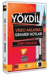 Yargı Yayınevi - Yargı Yayınları YÖKDİL Video Anlatımlı Gramer Notları