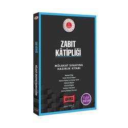 Yargı Yayınevi - Yargı Yayınları Zabıt Katipliği Mülakat Sınavına Hazırlık Kitabı