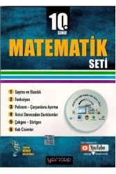 Yarı Çap Yayınları - Yarı Çap Yayınları 10. Sınıf Matematik Seti