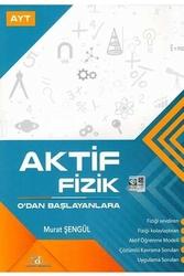 Yayın Denizi Yayınları - Yayın Denizi AYT 0'dan Başlayanlara Aktif Fizik
