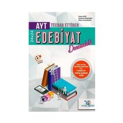 Yayın Denizi Yayınları - Yayın Denizi AYT Edebiyat 24×24 Denemeleri