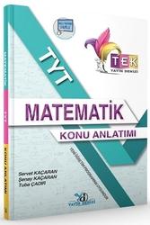 Yayın Denizi Yayınları - Yayın Denizi TYT Matematik TEK Konu Anlatımlı Cep Kitabı