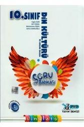 Yayın Denizi Yayınları - Yayın Denizi Yayınları 10. Sınıf Din Kültürü ve Ahlak Bilgisi Simülatör Soru Bankası