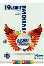 Yayın Denizi Yayınları - Yayın Denizi Yayınları 10. Sınıf Matematik Simülatör Soru Bankası