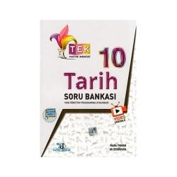 Yayın Denizi Yayınları - Yayın Denizi Yayınları 10. Sınıf TEK Serisi Video Çözümlü Tarih Soru Bankası