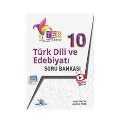 Yayın Denizi Yayınları - Yayın Denizi Yayınları 10. Sınıf TEK Serisi Video Çözümlü Türk Dili ve Edebiyatı Soru Bankası