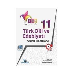 Yayın Denizi Yayınları - Yayın Denizi Yayınları 11. Sınıf TEK Serisi Video Çözümlü Türk Dili ve Edebiyatı Soru Bankası