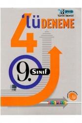 Yayın Denizi Yayınları - Yayın Denizi Yayınları 9. Sınıf 4 lü Pro Deneme