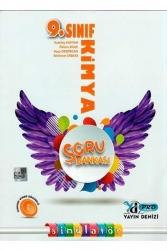Yayın Denizi Yayınları - Yayın Denizi Yayınları 9. Sınıf Kimya Simülatör Soru Bankası