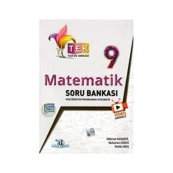 Yayın Denizi Yayınları - Yayın Denizi Yayınları 9. Sınıf TEK Serisi Video Çözümlü Matematik Soru Bankası