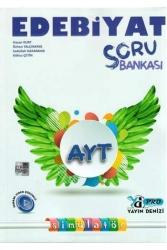 Yayın Denizi Yayınları - Yayın Denizi Yayınları AYT Edebiyat Simülatör Soru Bankası