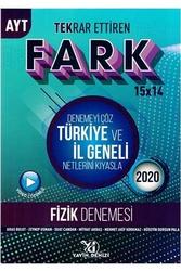 Yayın Denizi Yayınları - Yayın Denizi Yayınları AYT Fizik Fark Tekrar Ettiren 15×14 Denemesi