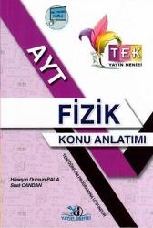 Yayın Denizi Yayınları - Yayın Denizi Yayınları AYT Fizik TEK Konu Anlatımı Cep Kitabı