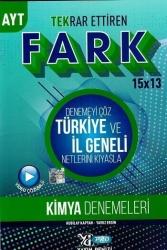 Yayın Denizi Yayınları - Yayın Denizi Yayınları AYT Kimya 15x13 Tekrar Ettiren Fark Denemeleri