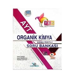 Yayın Denizi Yayınları - Yayın Denizi Yayınları AYT Organik Kimya TEK Konu Özetli Soru Bankası
