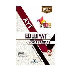 Yayın Denizi Yayınları - Yayın Denizi Yayınları AYT TEK Serisi Edebiyat Soru Bankası